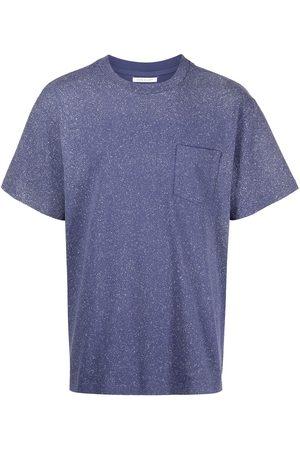 John Elliott Men T-shirts - Salt Wash pocket T-shirt
