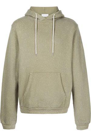 JOHN ELLIOTT Men Hoodies - Salt-wash cotton hoodie