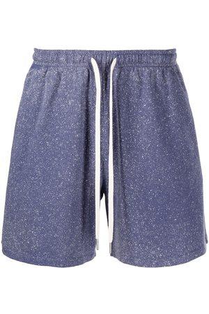 JOHN ELLIOTT Salt-wash court shorts