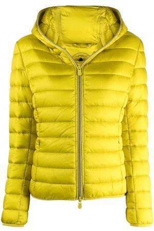 save the duck Women Puffer Jackets - Iris hooded puffer jacket
