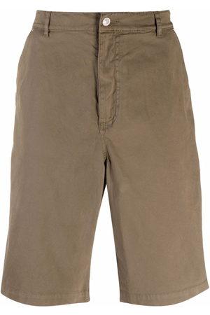 Kenzo Men Shorts - Knee-length chino shorts