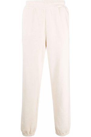 Stussy Men Sweatpants - Cotton track trousers - Neutrals