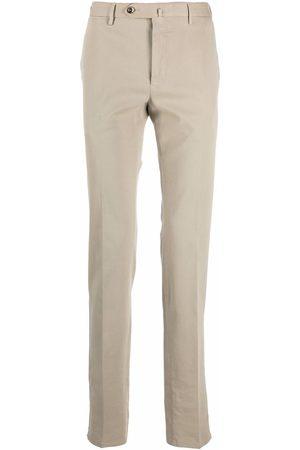 PT01 Straight-leg chino trousers - Neutrals