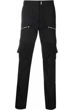 Givenchy Zip-pocket cargo trousers