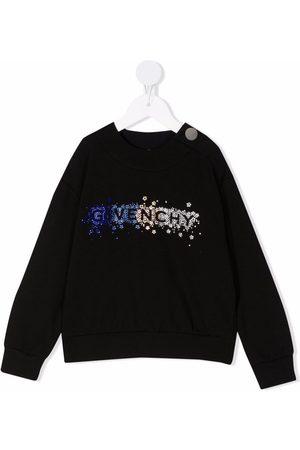 Givenchy Stud-embellishment long-sleeve sweatshirt