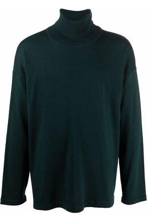 SOCIÉTÉ ANONYME Roll-neck virgin wool jumper