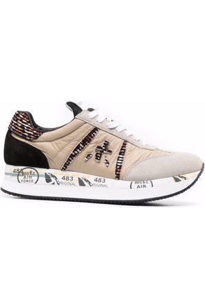 Premiata Conny low top sneakers - Neutrals