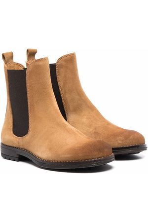 GALLUCCI Boys Ankle Boots - Round-toe ankle boots