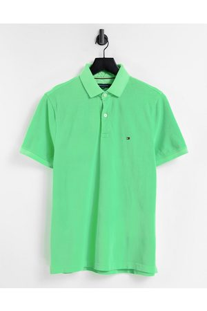 Tommy Hilfiger Men Polo Shirts - Neon washed ivy polo shirt