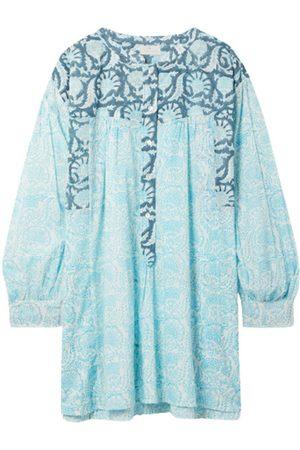 Hannah Artwear Women Beachwear - Goa printed cotton-voile coverup