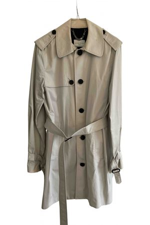 Sandro Men Trench Coats - Trenchcoat