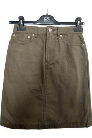 A.P.C. Women Mini Skirts - Mini skirt