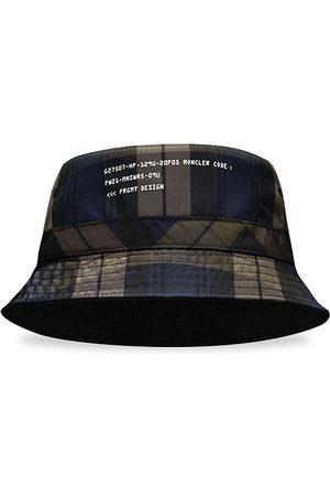 Moncler Genius Men's Moncler FRGMT Reversible Narrow Brim Bucket Hat - - Size Medium