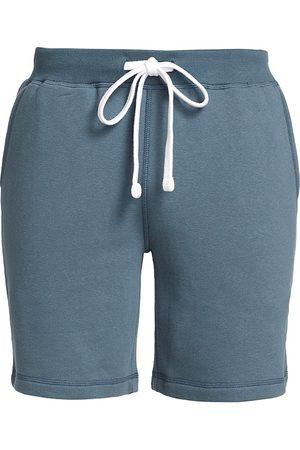 Saks Fifth Avenue Men Sweats - Men's COLLECTION Drawstring Sweatshorts - Medium - Size Medium