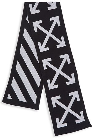 OFF-WHITE Kids Scarves - Kid's Arrows Scarf