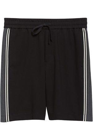 Theory Men's Ace Drawstring Shorts - Multi - Size XS