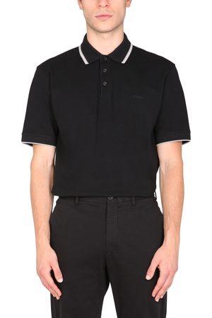 z zegna Men Polo Shirts - Cotton polo