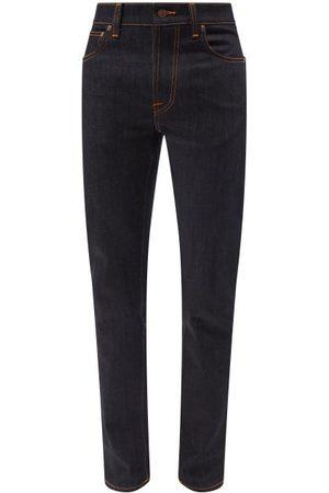 Nudie Jeans Lean Dean Slim-leg Jeans - Mens - Indigo