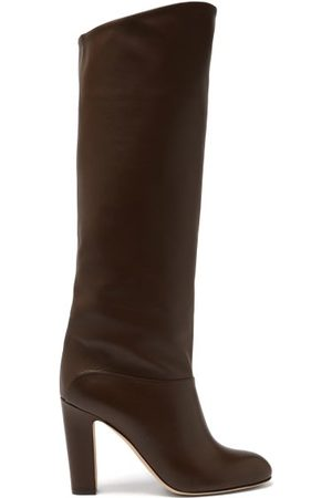 Paris Texas Kiki Leather Knee-high Boots - Womens