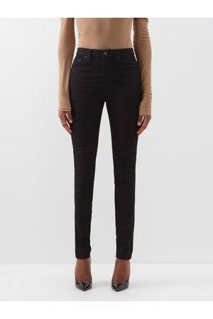 Saint Laurent High-rise Skinny-leg Jeans - Womens