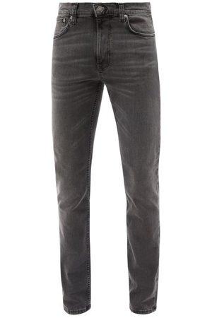 Nudie Jeans Men Slim - Lean Dean Slim-leg Jeans - Mens - Grey