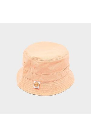 Superdry Hats - Bucket Hat in /Chalky Coral Size Medium/Large Cotton