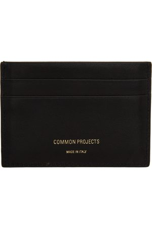 COMMON PROJECTS Black Multi Card Holder