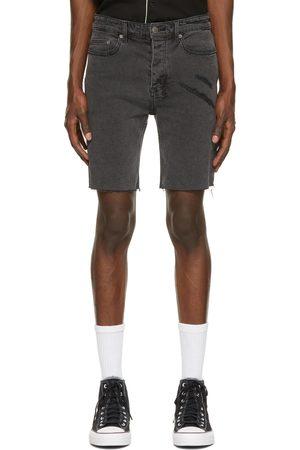 KSUBI Chopper Denim Shorts