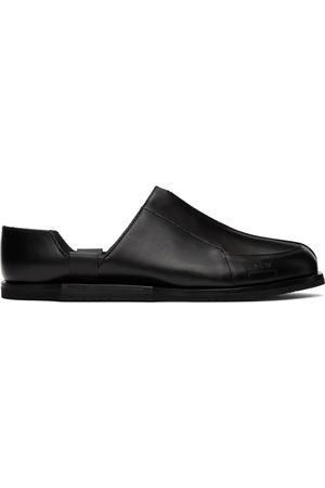 A-cold-wall* Geometric Loafers