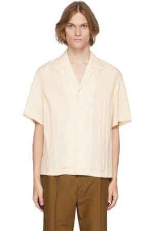 Deveaux New York Off-White Resort Shirt