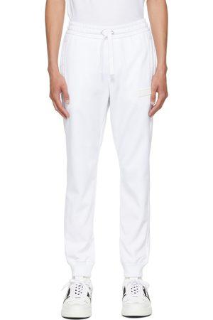 VALENTINO White 'VLTN' Tag Lounge Pants