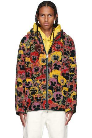 Loewe Multicolor Pansies Fleece Jacket