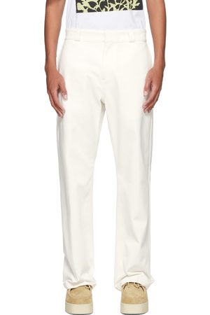 Loewe Off-White Drill Jeans