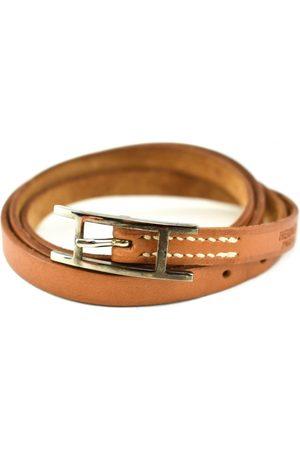 Hermès Hapi leather bracelet