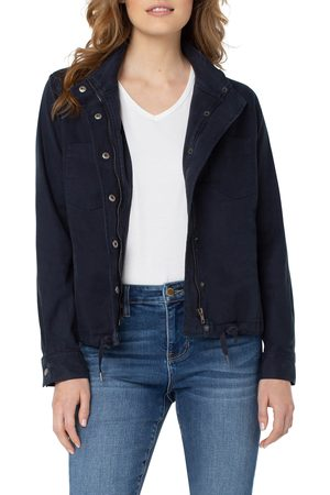 Liverpool Los Angeles Women's Stretch Cotton Blend Jacket