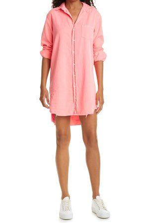 Frank & Eileen Women's Mary Cotton Button-Up Shirtdress