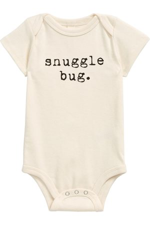 Tenth & Pine Infant Boy's Snuggle Bug Organic Cotton Bodysuit