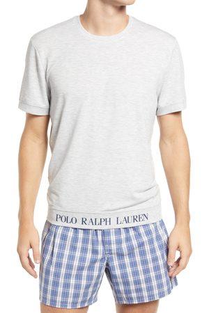 Polo Ralph Lauren Men's Short Sleeve Crewneck Sleep Shirt