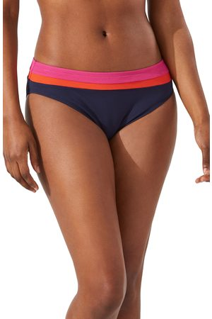 Tommy Bahama Women's Island Cays Colorblock Hipster Swim Bottoms