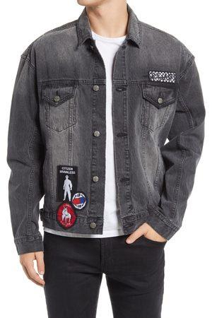 KSUBI Men's Oh G Retox Denim Jacket