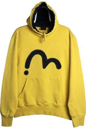 Evisu Men Sweatshirts - Cotton Knitwear & Sweatshirt