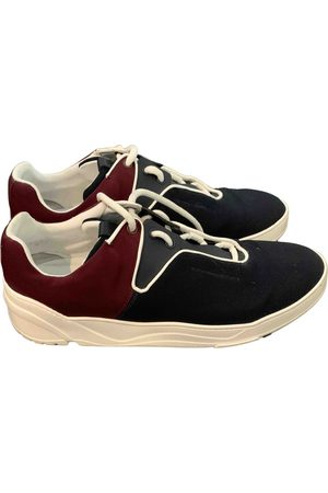Dior Men Sneakers - Cloth low trainers