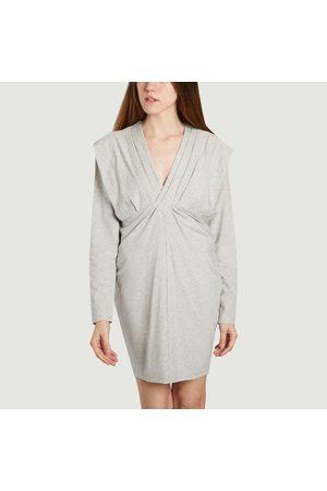 IRO Emylie Dress MIXED GREY Paris