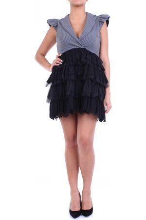 ANIYE BY Short and black sleeveless dress
