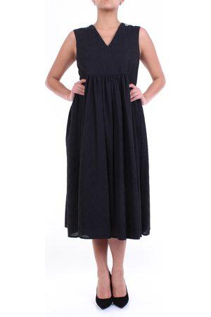 S Max Mara Long sleeveless dress in