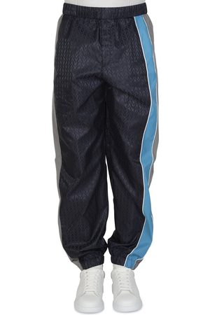 Valentino Men Sweatpants - COMBINATION JOGGERS