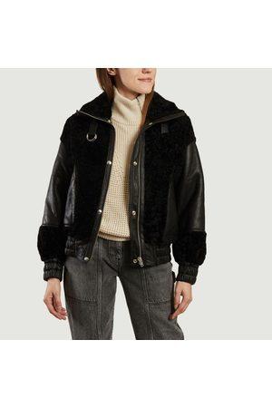 IRO Hotaro woolen jacket Paris