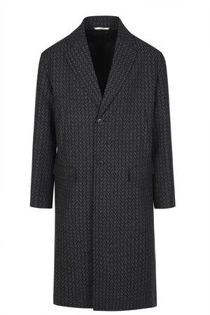 VALENTINO Woven Long Coat
