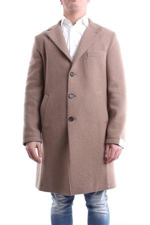 ELEVENTY Outerwear Long Men Beige