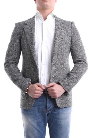 Alexander McQueen And white jacket